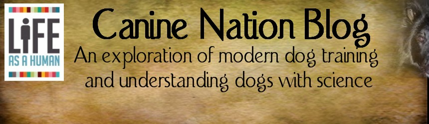 Canine Nation at Life As A Human